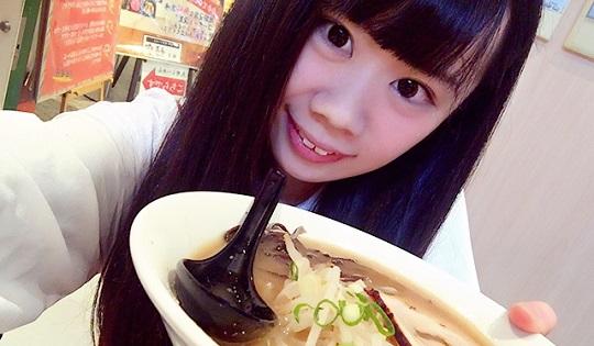 豚骨で柑橘!?(:] ミ